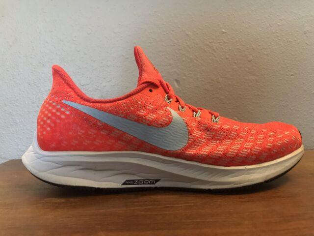 Nike Zoom Pegasus 35 Mens Size 12 Crimson Red Running Shoes