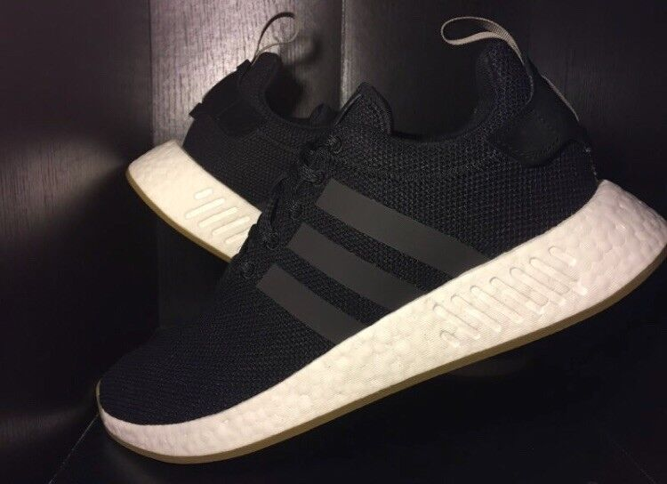 Adidas NMD R2 Uomo Size 12 DS OG ALL