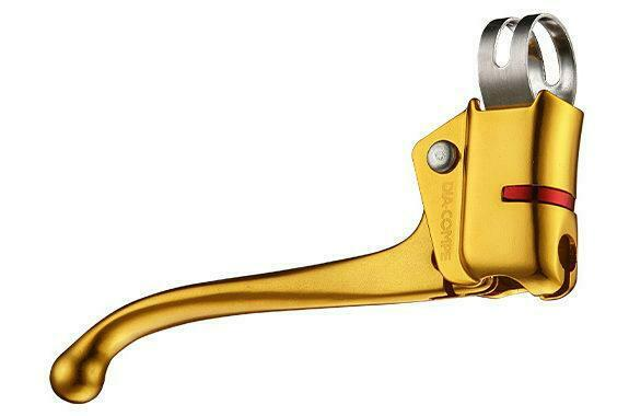 Dia  Compe Brake Lever Dc135 Alloy Touring gold Pair  great offers