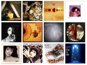 Details about MINIATURE 1/12th Non Playable LP  RECORD ALBUMS - KATE BUSH -  VARIOUS TITLES