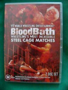 WWE-BLOODBATH-STEEL-CAGE-MATCHES-Region-4-DVD