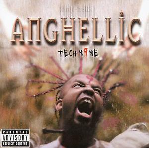 Anghellic [PA] by Tech N9ne (CD, Aug-2001, JCOR)