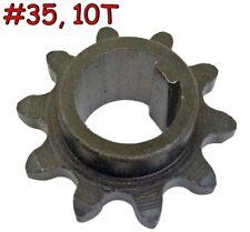 10T #420 PITCH Sprocket Gear for 20//30 Series Comet Torque Converter Shaft TAV2