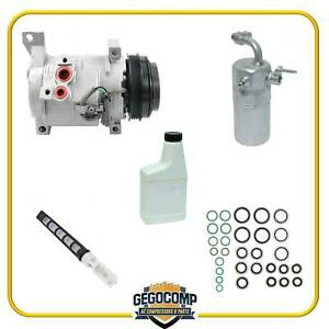 AC Compressor Kit Fits Escalate Tahoe Silverado Avalanche Yukon 10S17F KT377-1