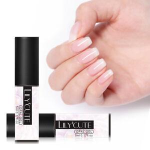 LILYCUTE-5ml-Opal-Gel-Polish-Smooth-Soak-Off-UV-Gel-Nail-Art-Varnish
