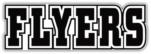 "Philadelphia Flyers Slogan NHL Sport Car Bumper Sticker Decal /""SIZES/"""