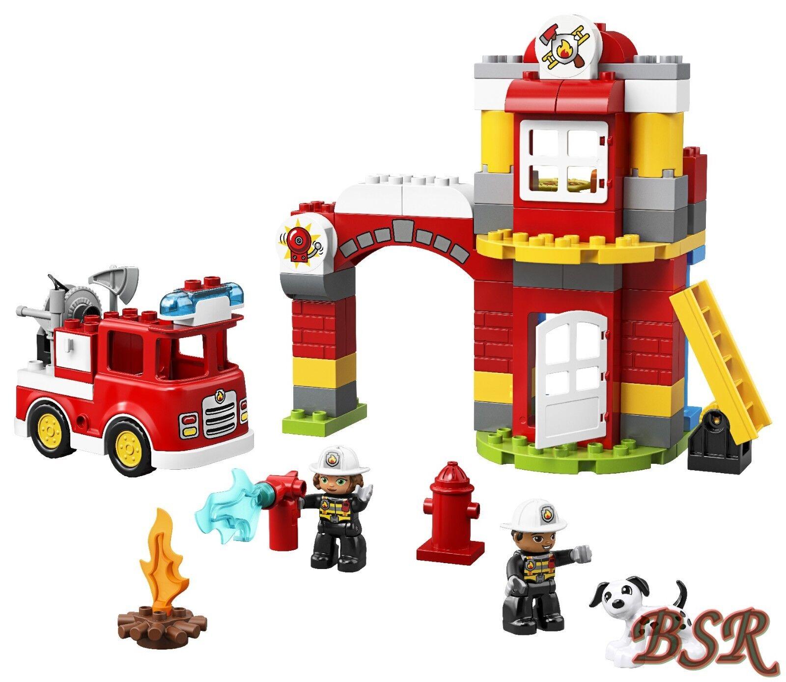 LEGO® DUPLO®  10903 Feuerwehrwache Feuerwehrwache Feuerwehrwache  & 0.- Versand & OVP & NEU 781a97