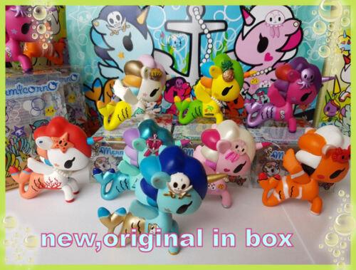 en boîte d/'origine Unicorno, série 1,NEW Tokidoki mermicorno figures