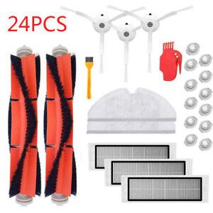 Replacement Part for Xiaomi Mi Robot s50 s51 Roborock2 Vacuum Cleaner Filter Kit