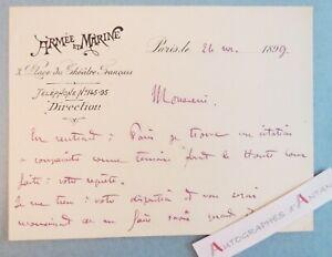 Amiral-Jules-de-CUVERVILLE-1899-Armee-et-Marine-carte-lettre-autographe-Allineuc
