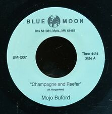 45bs-Blues -BLUE MOON 007-Mojo Buford