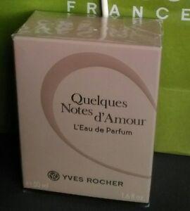 Yves Rocher Eau De Parfum Femme Quelques Notes Damour Vapo 50ml