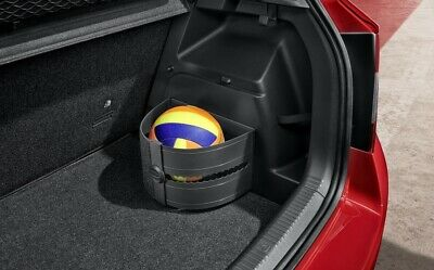 Original TFS Premium Kofferraumwanne Antirutsch Matte für Skoda Roomster 2006