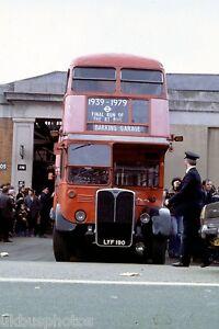 London-Transport-RT-Finale-Day-LYF190-7th-April-1979-Bus-Photo