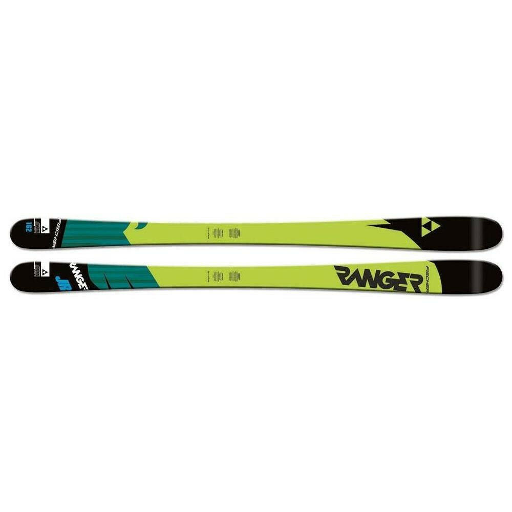 2015 Fischer Ranger Jr 162cm Twin Tip Free Skis A16515