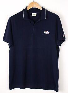 Lacoste Herren Regular Fit Freizeit Polohemd Hemd T-Shirt Größe L (5) BCZ742