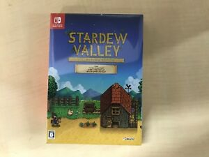 Details about StarDew Valley Collectors Edition - Switch Japan