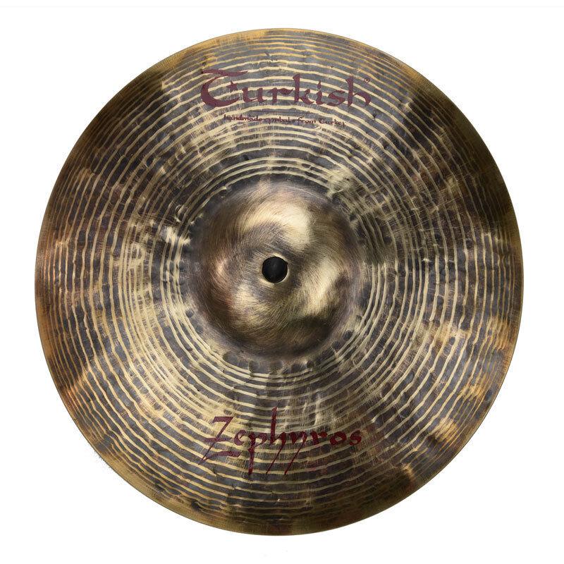 TURKISH CYMBALS cymbale Jazz Zephyros 10  Splash 266g