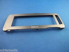 Original Nokia 9300  9300i Communicator C-Cover GRAU Oberschale grey flipcover