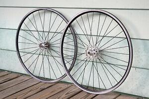 Spinergy SPOX 700C clincher wheelset, 8/9/10-speed Shimano/SRAM, 3.5lbs