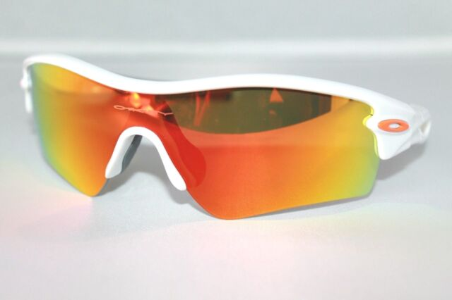 9929983029bd0 ... where to buy oakley radar path sunglasses 09 765 polished white frame w  fire iridium lens
