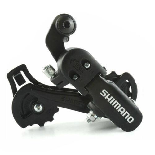 Shimano RD-TZ31 5//6//7 Speed Mountain Bike Bicycle Rear Derailleur Black US New