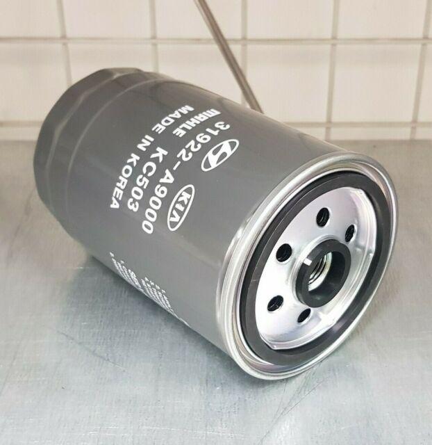 31922 A9000 Genuine OEM Diesel Fuel Filter for Hyundai i30 i40