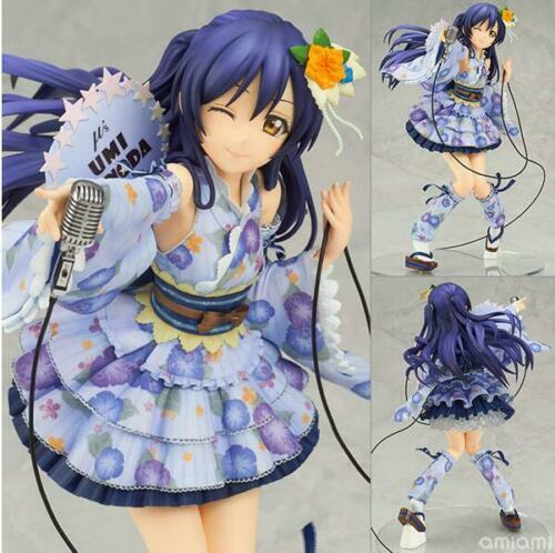 New Anime Love Live School Idol Festival Umi Sonoda 1//7 Scale PVC Figure Toy