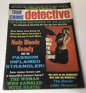 True Detective June 2017 | True Crime Library