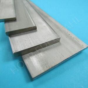 edelstahl flachstahl matt l 3 m 4 m flacheisen flach profil material v2a ebay. Black Bedroom Furniture Sets. Home Design Ideas