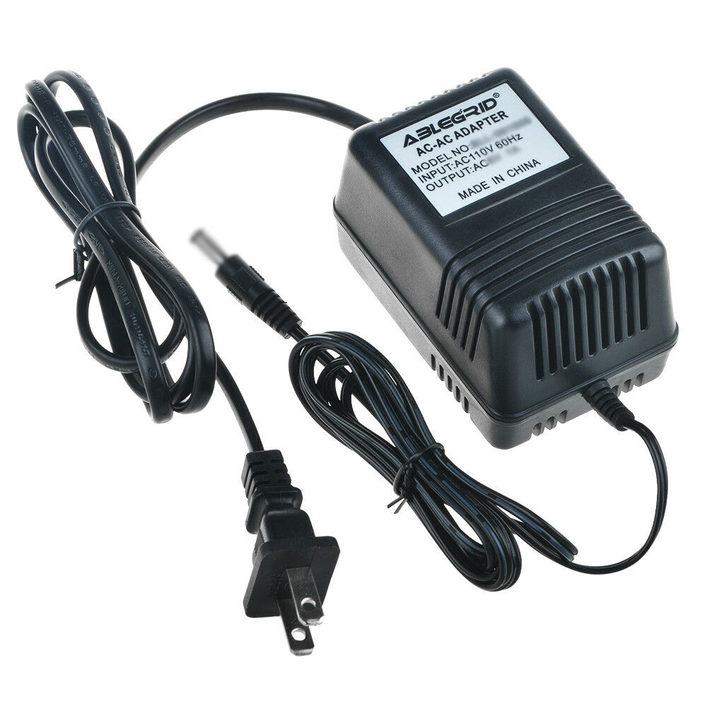 9V 2A AC-AC Adapter Charger Power Supply for Digitech RP100 RP200 RP300