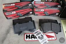 Hawk LTS Brake Pads Front And Rear For Excursion F-250 F-350 Super Duty