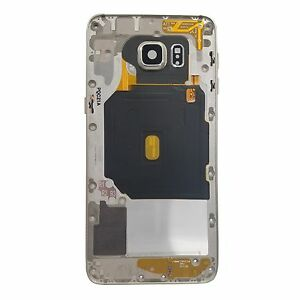 OEM Middle Frame Bezel housing for Samsung Galaxy S6 Edge Plus or s6 edge+ Gold