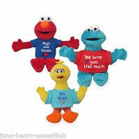 Gund - Sesame Street - Elmo - Hugs & Kisses - 6