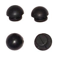 Givi & Kappa Z221 Spare Rubber Bungs (4) for Pannier rails KL KLX KLR PL PLX PLR