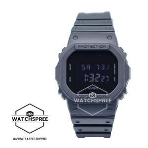 Casio-G-Shock-Basic-Black-Men-039-s-Watch-DW5600BB-1D-AU-FAST-amp-FREE