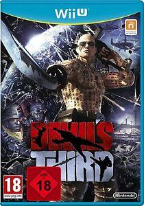 Nintendo Wii U Spiel Devil's Third UNCUT Neu&OVP