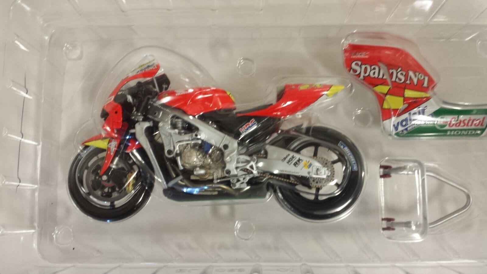 Toni Elias. Honda RC211V. MotoGP 2006  Minichamps 1 12