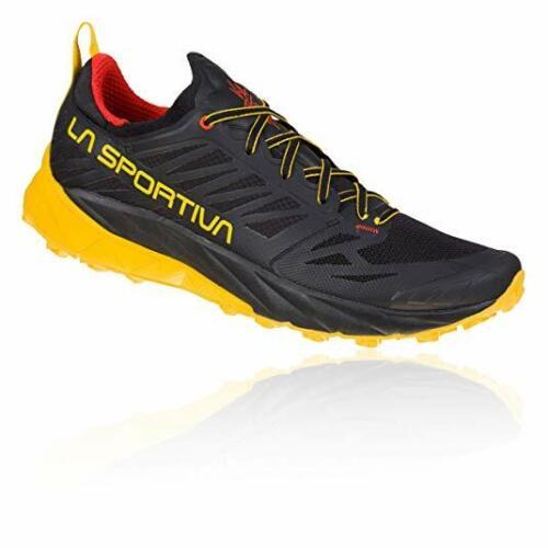 La Sportiva Kaptiva Trail Running Uomo Scarpe Nere Scarpa da Sterrato Black