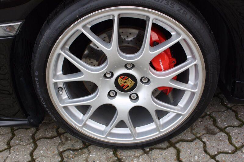 Porsche 911 Turbo Coupé - 10
