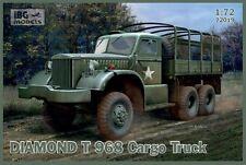 IBG 1/72 Diamond T 968 Cargo Truck # 72019