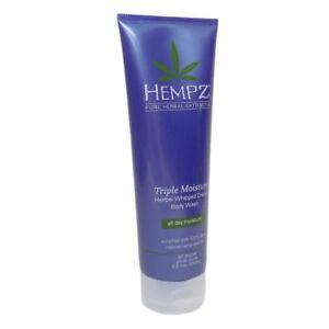Hempz-Triple-Moisture-Herbal-Whipped-Creme-Body-Wash-8-5-oz
