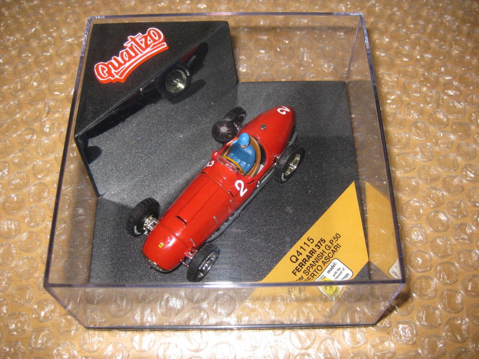 Quartzo 1 43 Ferrari 375 N Q4115 Q1019