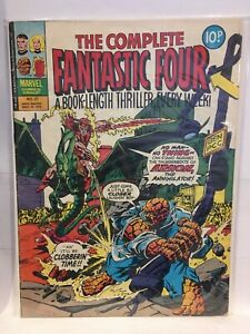 Complete-Fantastic-Four-27-FN-Marvel-UK-Magazine