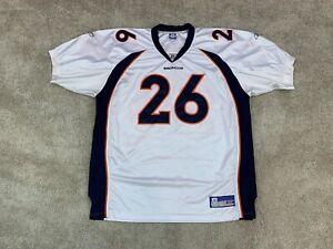 Details about Denver Broncos Pro Cut Authentic On Field Portis Vintage NFL Jersey