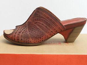 Pikolinos-Moraira-Zapatos-Mujer-41-Sandalias-Mules-845-Salome-Zuecos-UK8-Nuevo