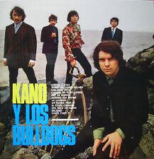 Kano Y Los Bulldogs - S/T Popp Records Uruguay 60s Beat Garage Psych