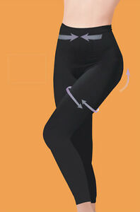 8-26 Ladies Womens Black Nude Stretch Control Shaping Leggings sizes S to XXL