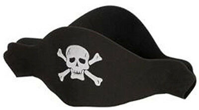 Pirate Party Supplies - Australia - Foam Pirate Hat