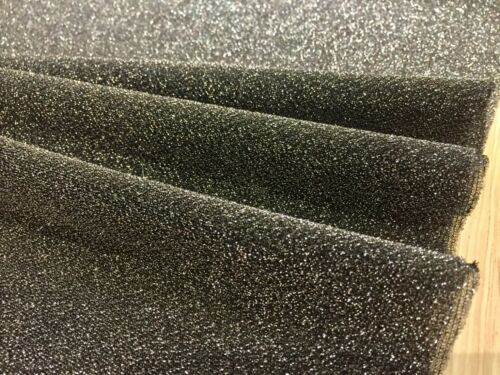"GREY LUREX Fabric Stretch Jersey Material Lightweight Glitter 59/"" wide"